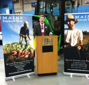Maine Farmland Trust Update: Group 30,000 Acres Into 100,000-acre Campaign