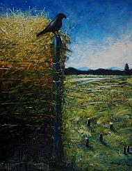 Painter Ed Nadeau On Exhibit At Maine Farmland Trust Gallery