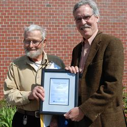 Penobscot Resident Wins Farmland Conservation Award