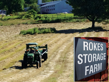 Rokes Farm For Sale To Farmers Only