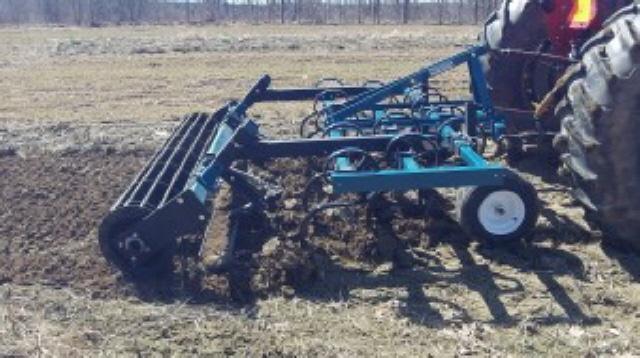 Shared-Use Farm Equipment - MAINE FARMLAND TRUST