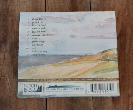 David Mallett CD