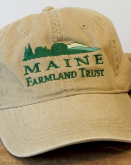 Maine Farmland Trust Hat