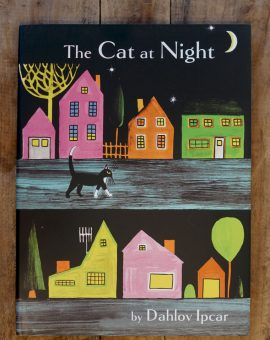 Dahlov Ipcar's The Cat At Night Book
