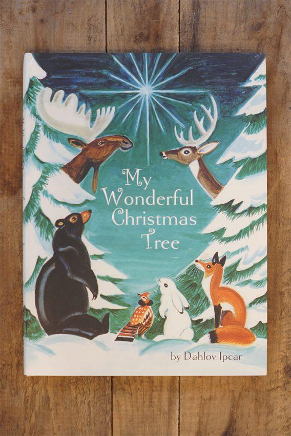 My Wonderful Christmas Tree Book by Dahlov Ipcar