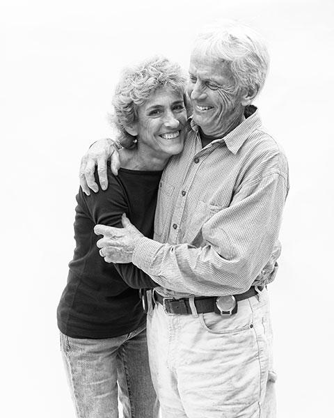 Barbara Damrosch and Eliot Coleman