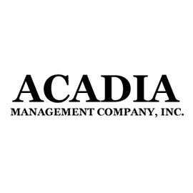 Acadia Management Company, Inc