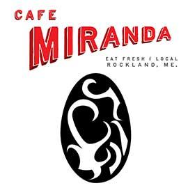 Cafe Miranda, Rockland