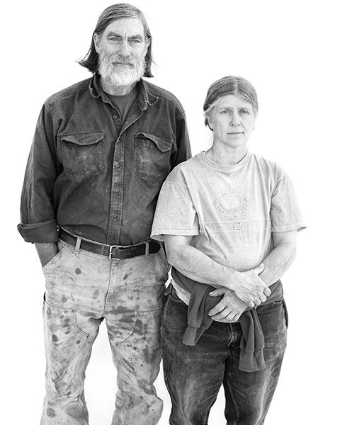 Jim and Megan Gerritsen
