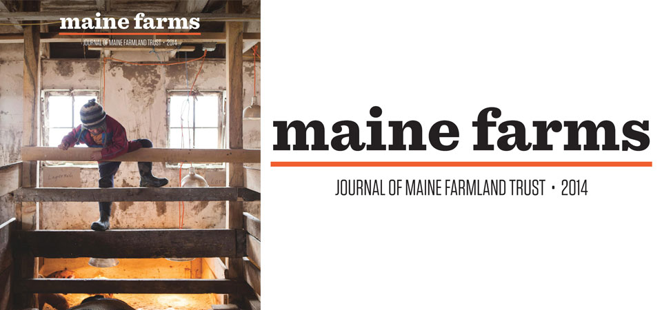 Introducing…Maine Farms