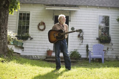 Musician David Mallett Goes Back To The Land