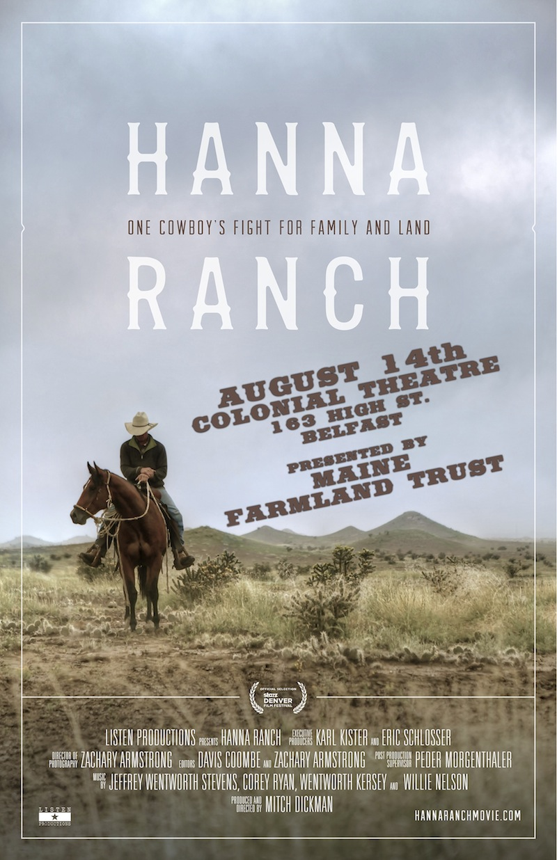 Hanna Ranch: One Cowboy's Fight For Family And Land