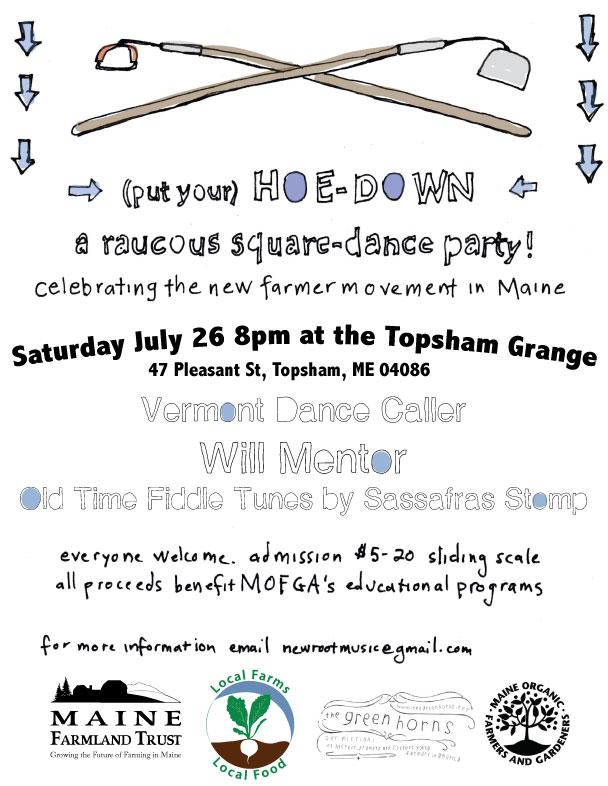 (Put Your) Hoe Down: A Raucous Square Dance Party