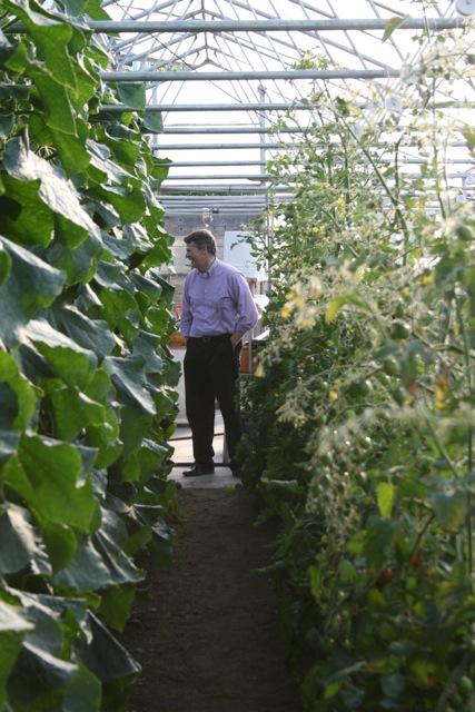 John Piotti Talks About Farming Innovations On MPBN