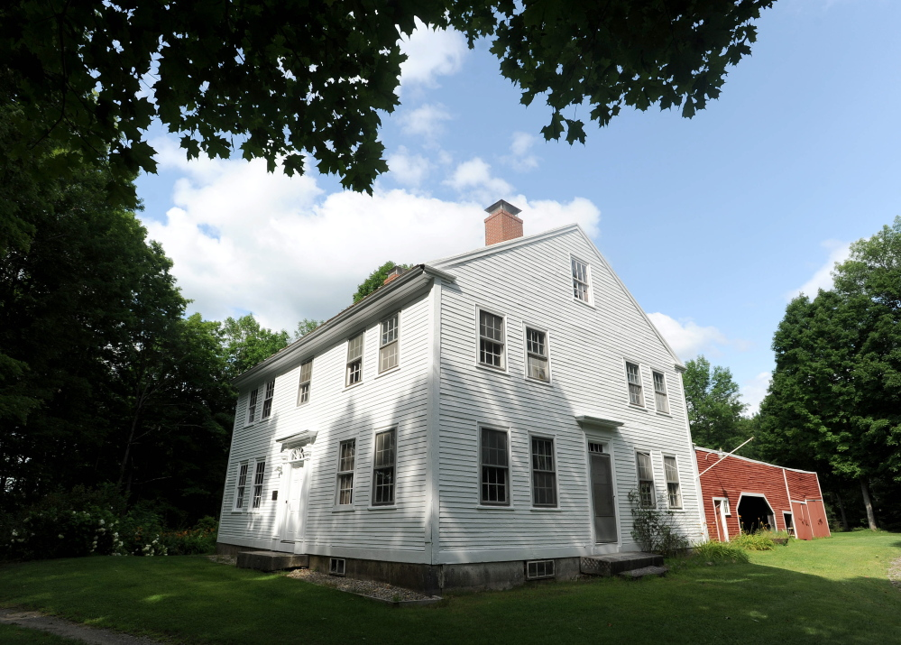 Madison 200-year-old Home, Land To Be Preserved
