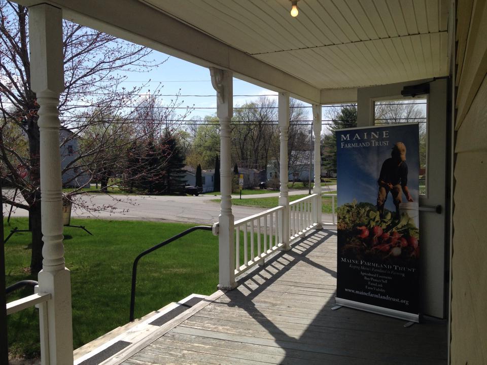 Maine FarmLink Event; Like Speed Dating?