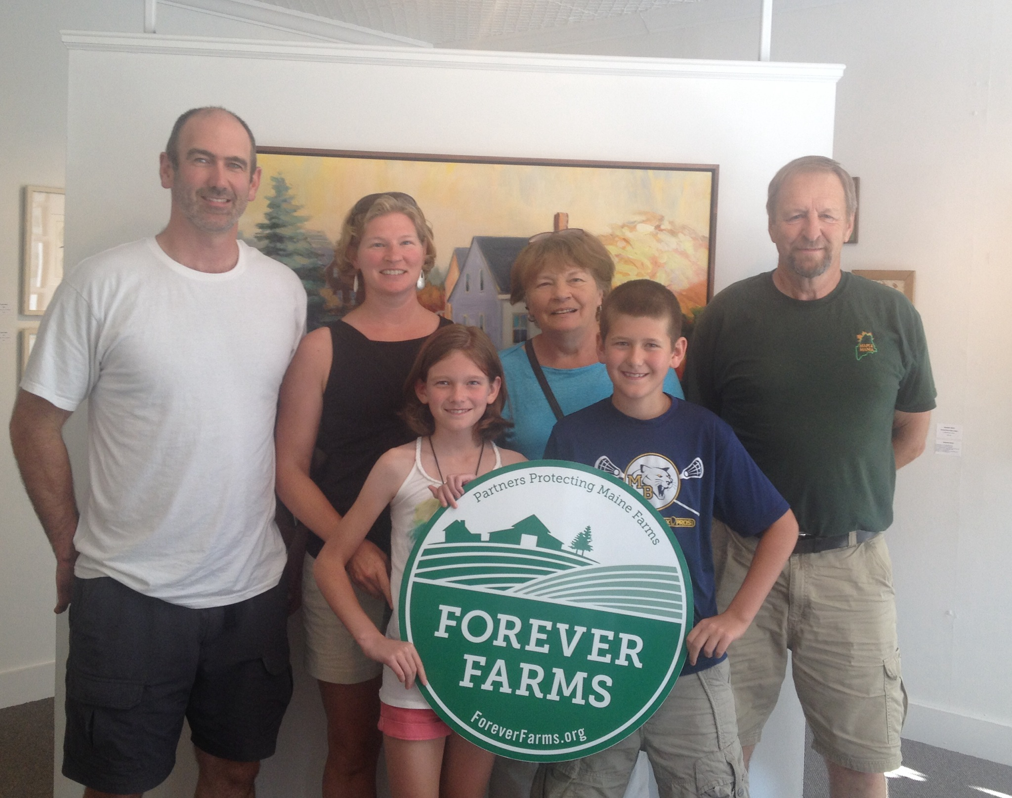Family Farm Protected For New Generations