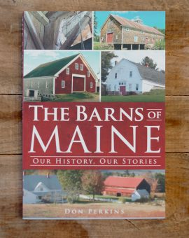 Barns of Maine
