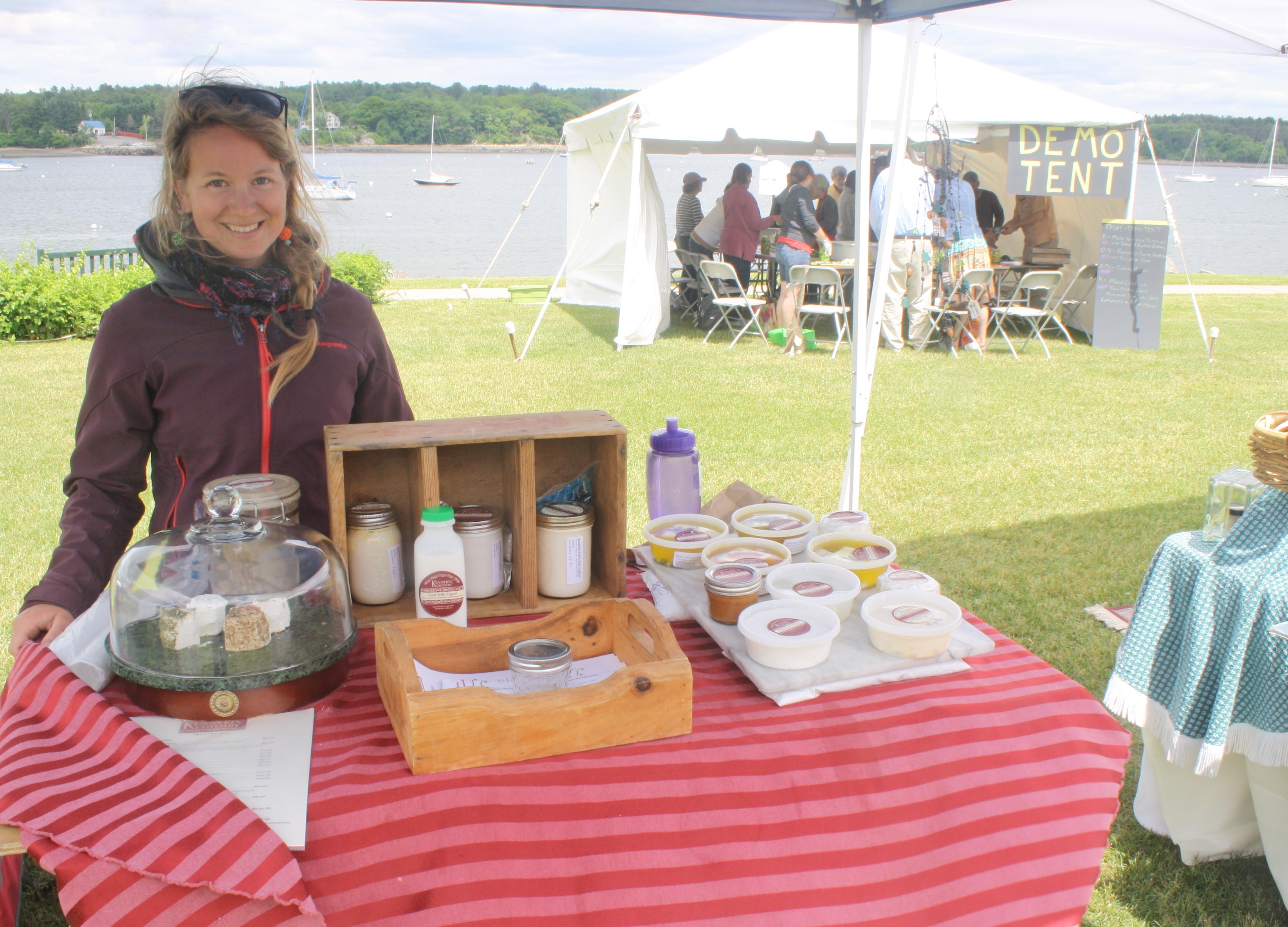 Open Call For Maine Fare Market Vendors