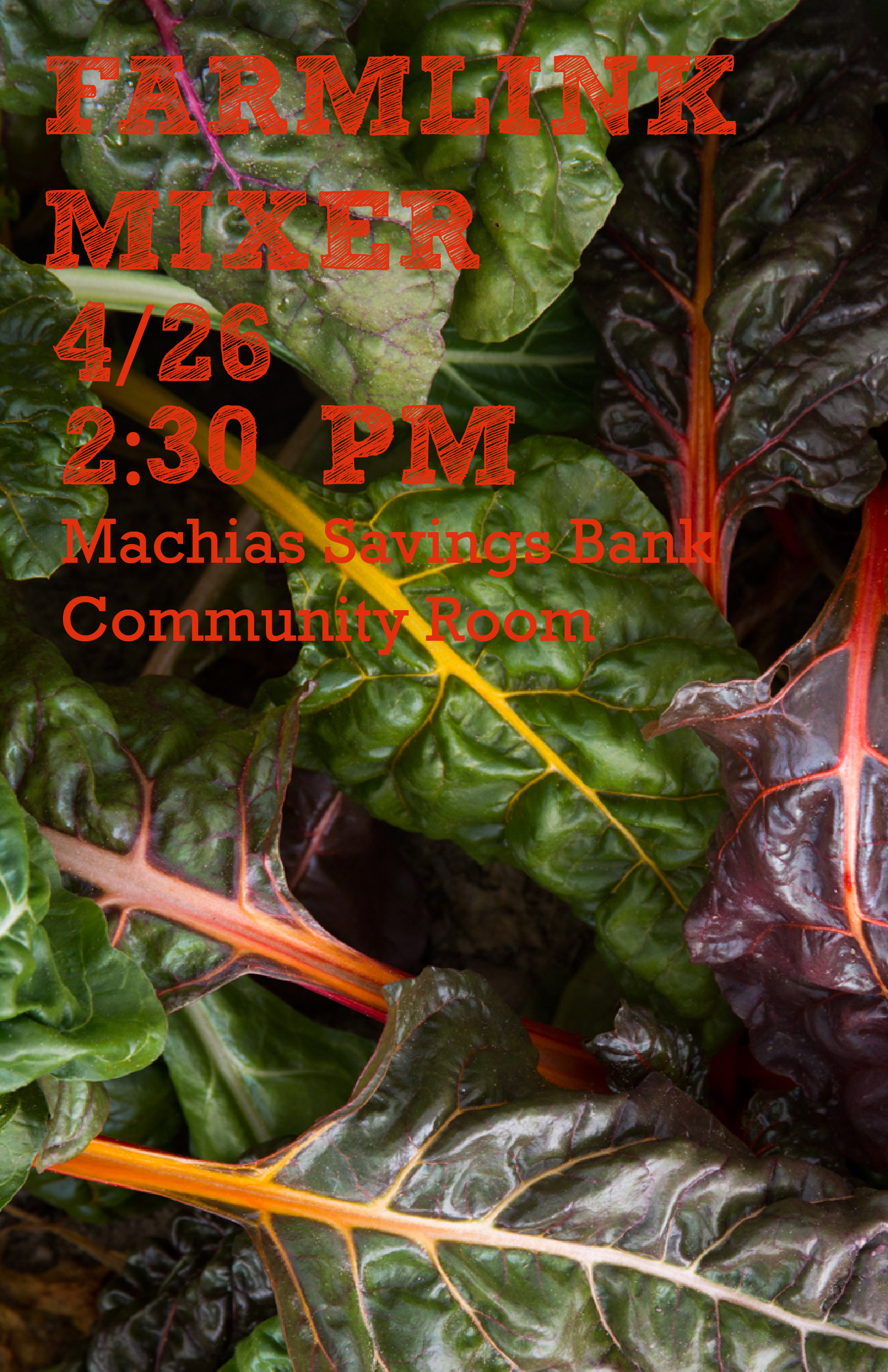 FarmLink Mixer Machias