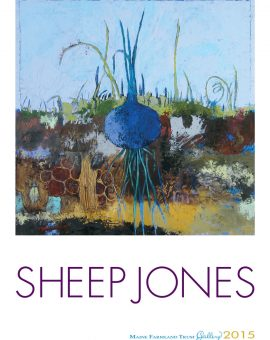 2015 Gallery Poster Featuring Sheep Jones