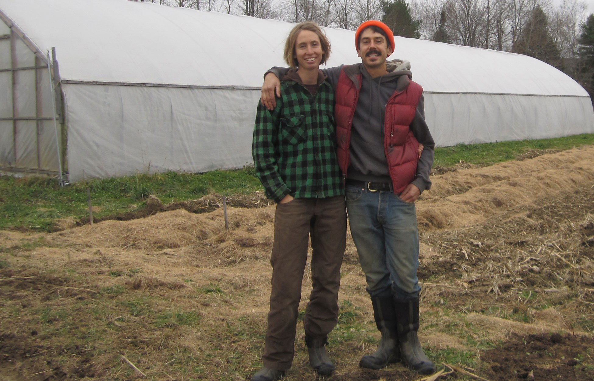 Securing A Future For Farming: Meet Johanna And Adam Of Songbird Farm