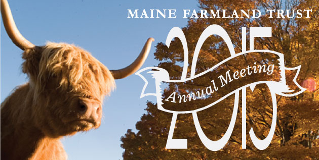 2015 Maine Farmland Trust Events