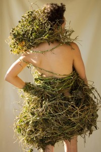 A Farmer In Rockport Turns Vegetables Into High Fashion