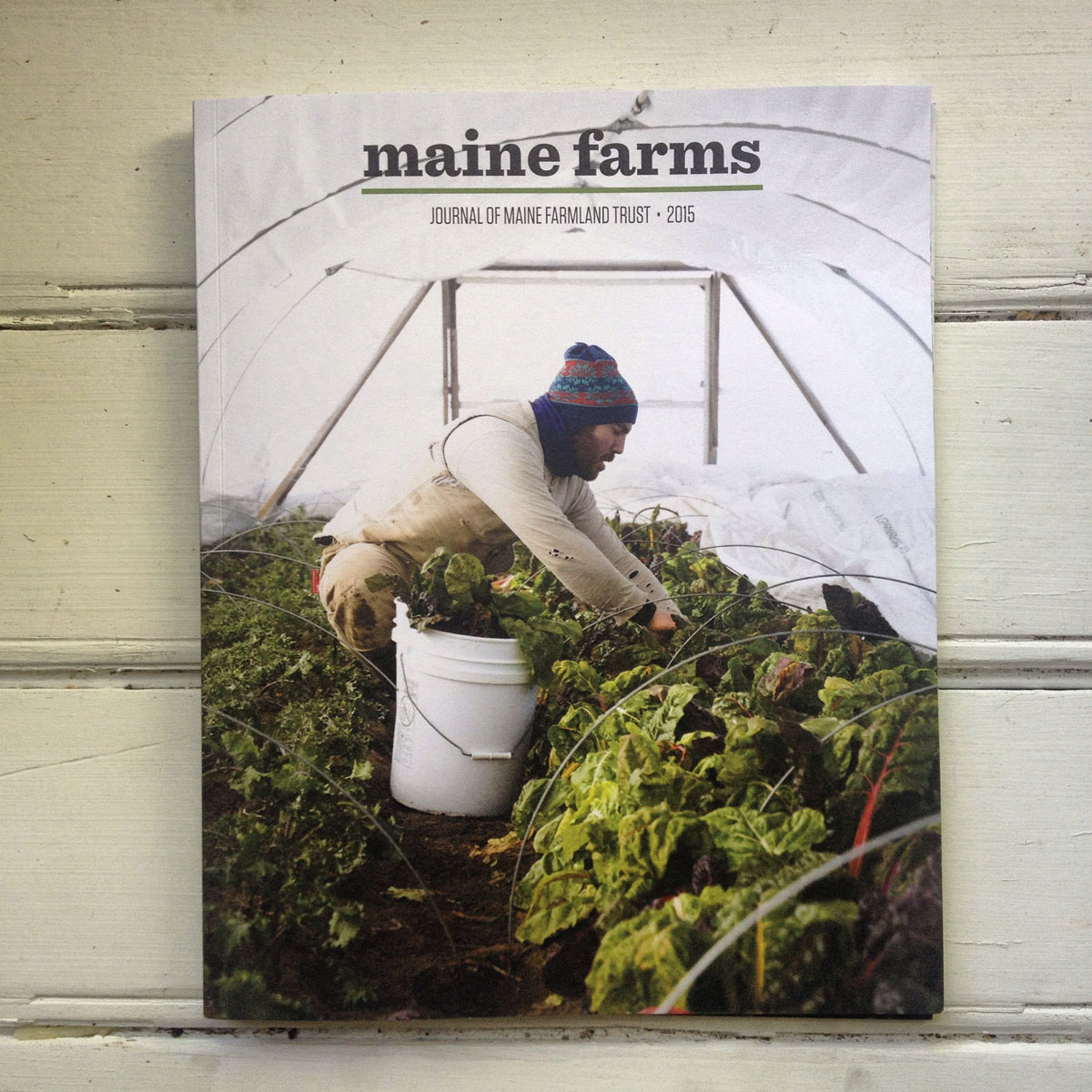 Read The Full 2015 Maine Farms