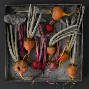 Assorted Beets by Lynn Karlin