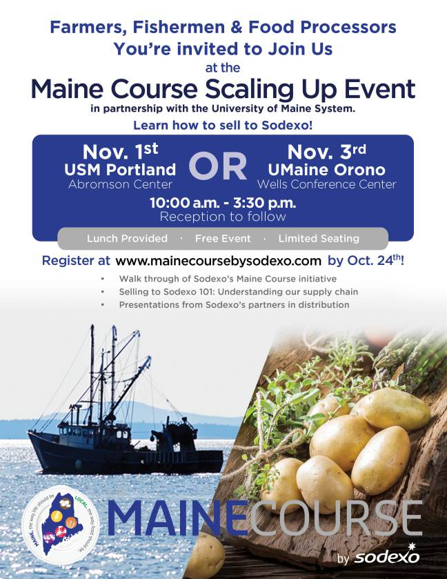 Maine Course Sodexo