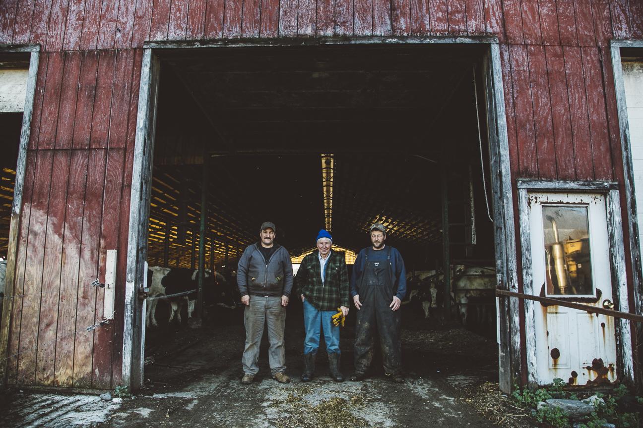 Young Dairy: Dostie Farm