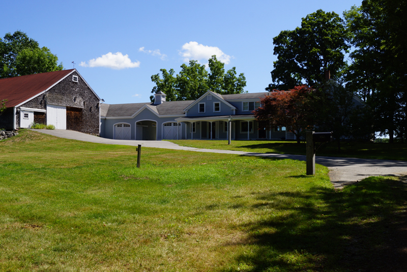 Maine Farmland Trust Announces 2017 Residency Awards: For The Joseph A. Fiore Art Center At Rolling Acres Farm, Jefferson
