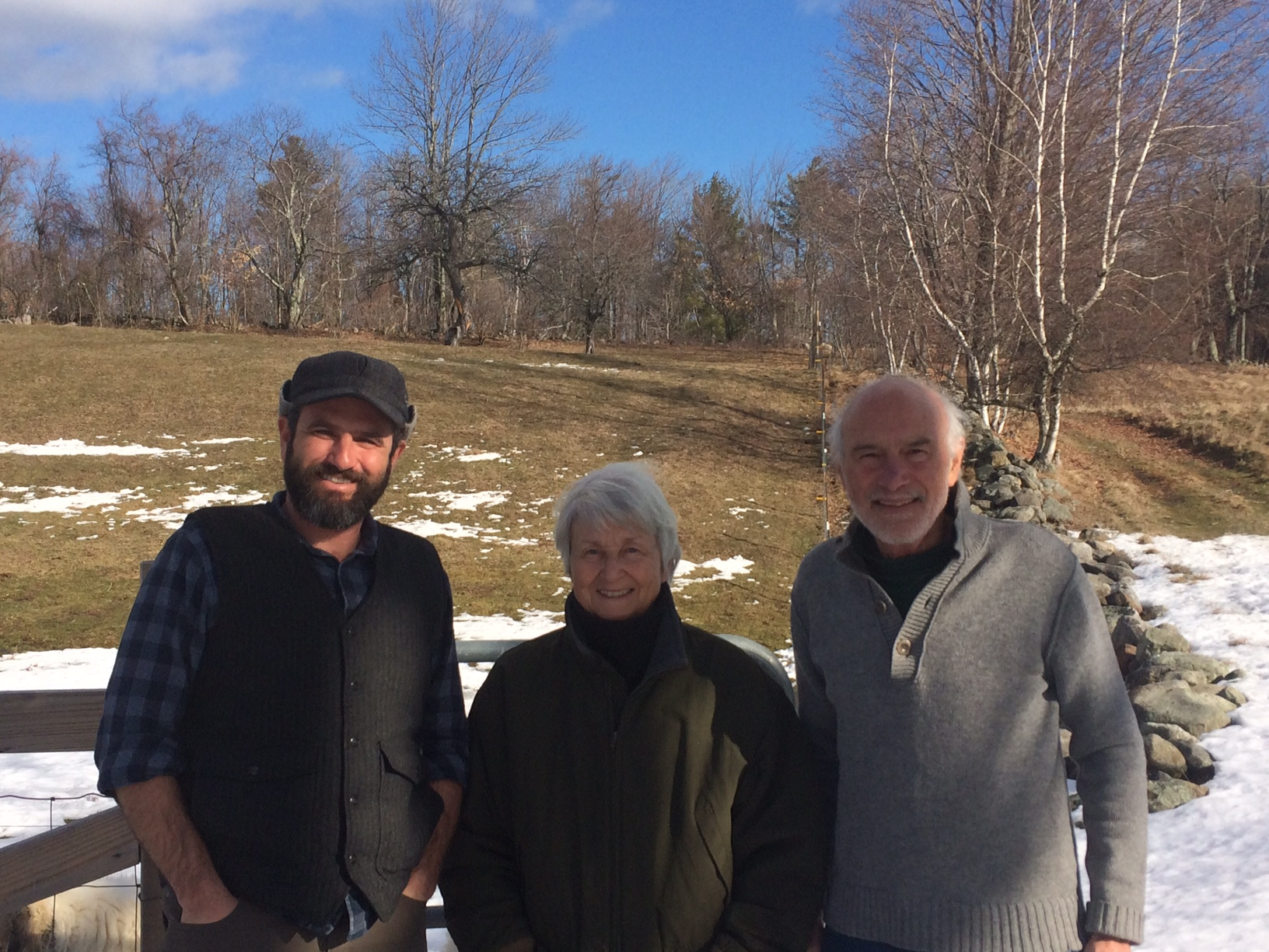 Farmland Protected For The Future On The Lebanon/Acton Town Line