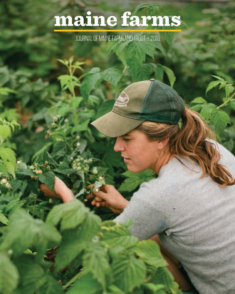 Read The Full 2016 Maine Farms Journal