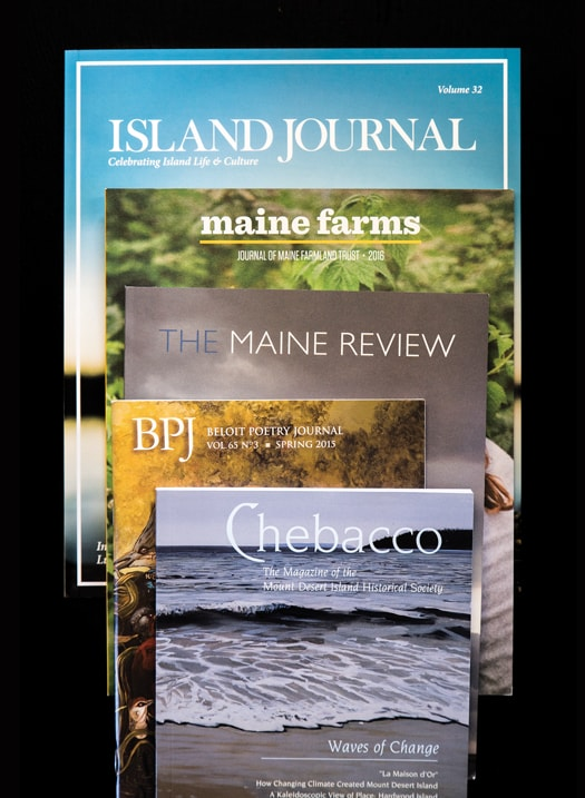 Maine Farms Journal Included In Down East Magazine's Gonzo Journal List