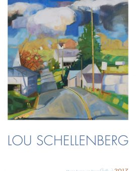 2017 Gallery Poster Featuring Lou Schellenberg