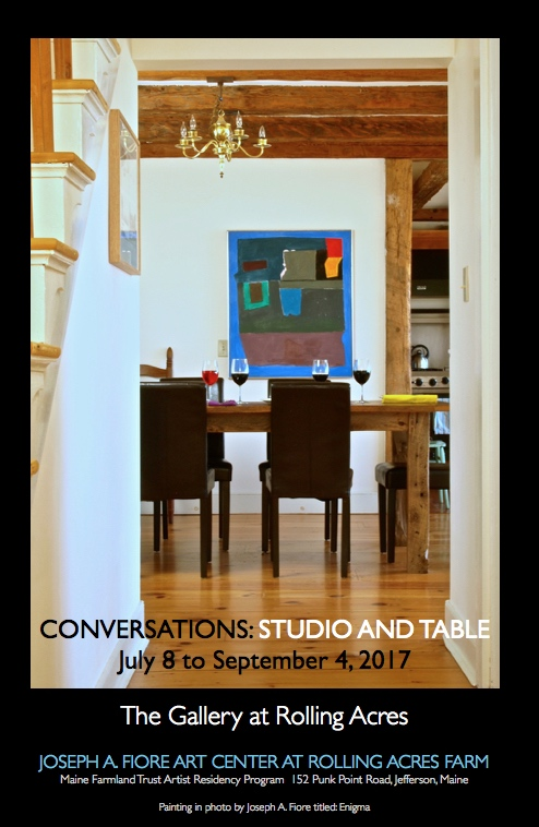 Conversations: Studio And Table