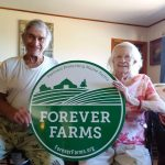 380-acre organic dairy farm protected in Jay and Wilton
