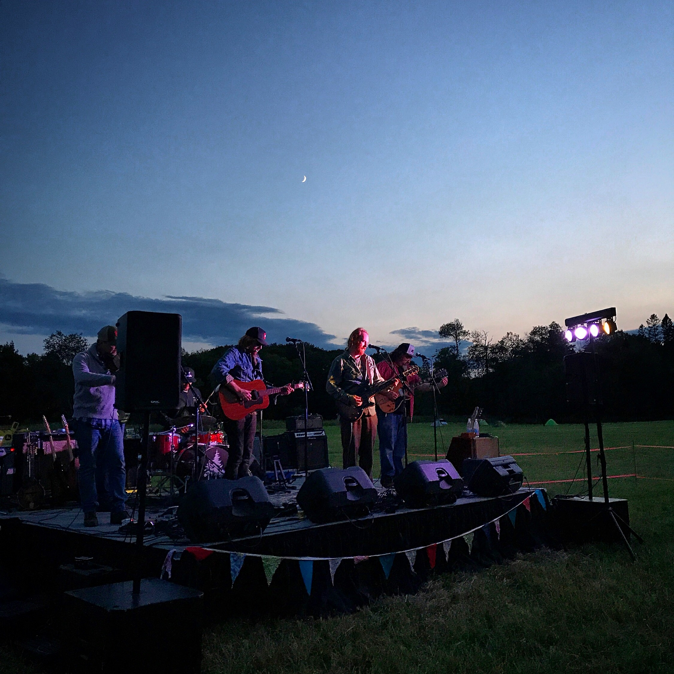 Agrarian Acts 2017: Celebrating Maine Farms With The Mallett Brothers Band