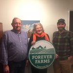 Buxton farmers donate an easement to protect their farm for future generations