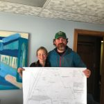 Land Trusts, USDA, farmers, and community protect 60 acres of farmland on Route One in Damariscotta