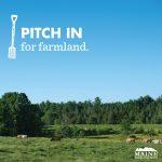 PITCH IN for farmland & farmers