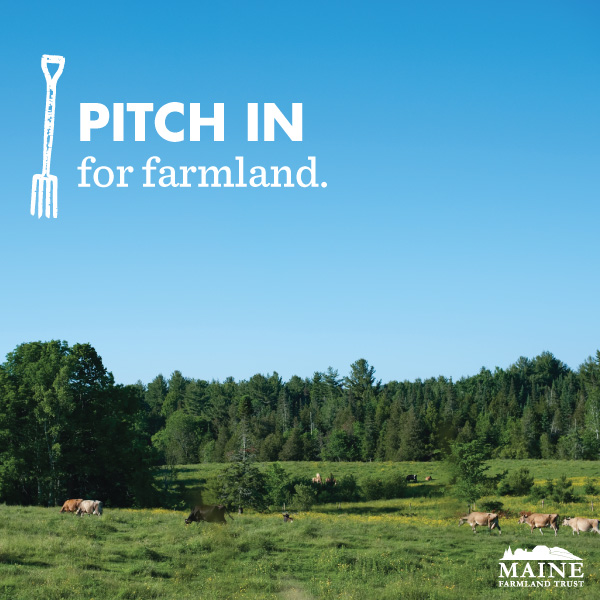 PITCH IN For Farmland & Farmers