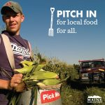 PITCH IN for local food for all