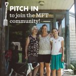 PITCH IN to join the MFT community