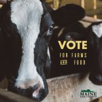 VOTE for farms and food