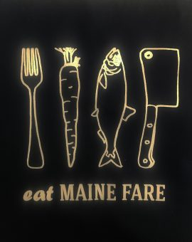 Maine Fare Apron