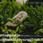 April is Member Renewal Month!