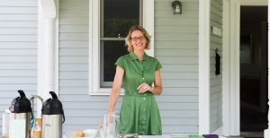 Staff Profile: Anna Witholt Abaldo